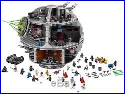 Star Wars Death Star 2016 NEW SEALED 4116 pcs