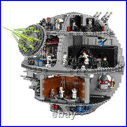 Star Wars Death Star 75159 Kit & Minifigures Toys Gifts Space Station Christmas