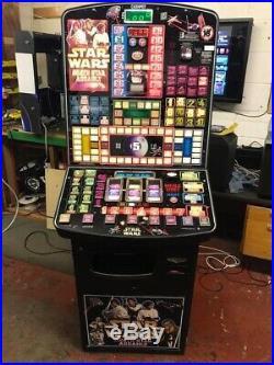 Star Wars Death Star Assult £70 Jackpot Fruit Machine