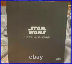 Star Wars Death Star Bluetooth Levitating Speaker Plox Disney