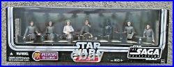 Star Wars Death Star Briefing Px Previews Exclusive Saga Collection Set