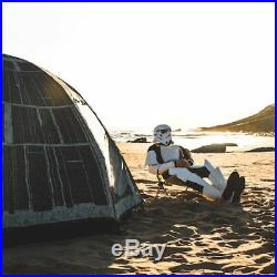 Star Wars Death Star Camping 3 Man Tent High Spec FREE UK SHIPPING