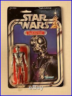 Star Wars Death Star Droid 21 Back A Moc