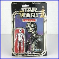 Star Wars Death Star Droid 21-Back Original MOC Kenner