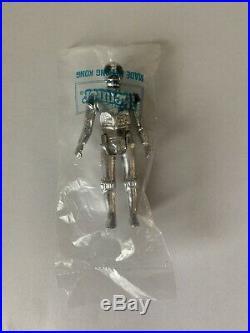 Star Wars Death Star Droid Line Art A Esb Misb Bag Baggy 1978 Kenner Vintage