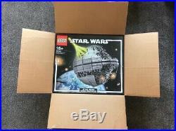 Star Wars Death Star Lego Set 10143