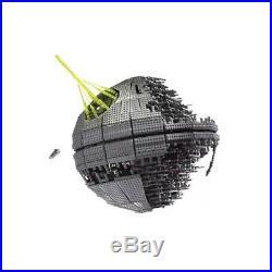 Star Wars Death Star Legoed Building Blocks Educational Toys Model Kit Boys Gift