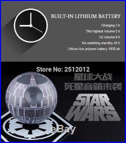 Star Wars Death Star Magnetic Levitation Bluetooth Stereo Speaker