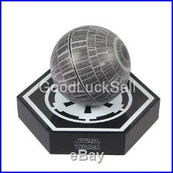 Star Wars Death Star Portable Magnetic Floating Levitating Wireless Bluetooth Sp