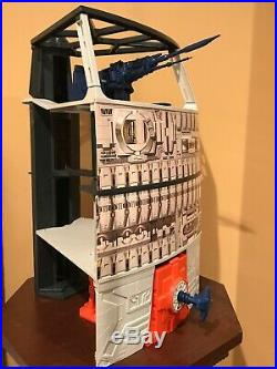 Star Wars Death Star Space Station (Playset) Complete, everything Works, no Box
