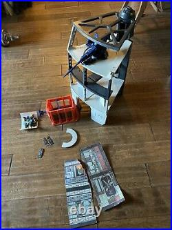 Star Wars Death Star Space Station Playset Incomplete (Kenner 1978)