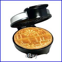Star Wars Death Star Waffle Maker Darth Vadar Waffle Iron Kitchen Appliance