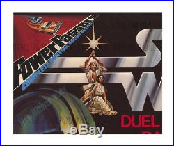Star Wars Duel At Death Star Kenner Toy 1978 Store Display Movie Poster