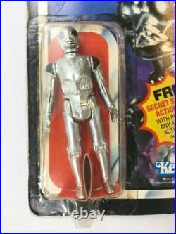 Star Wars ESB 1980 Kenner 21back A Death Star Droid