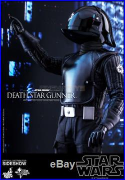 Star Wars Episode IV Death Star Gunner Sixth Scale Figure 1/6 Hot Toys Sideshow