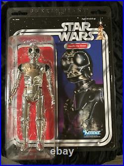 Star Wars Gentle Giant Jumbo Action Figure Death Star Droid NEW UNOPENED