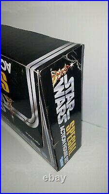 Star Wars Gentle Giant Jumbo Special Action Set R5-d4 Death Star Power Droid 12