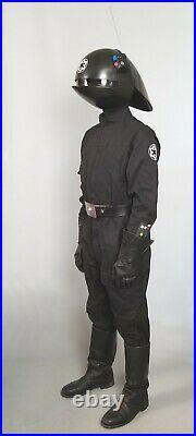 Star Wars Imperial Death Star Gunner Inspired Replica Helmet Costume / Prop