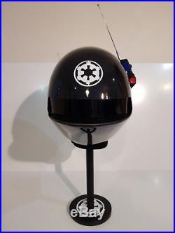 Star Wars Imperial Gunner Helmet / Death Star Gunner Helmet