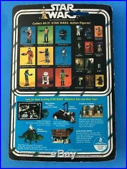 Star Wars Kenner 1979 Death Star Droid 21 Back