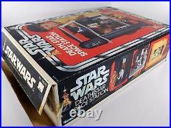 Star Wars Kenner DEATH STAR SPACE STATION 38050 with Superb Original Box 1978