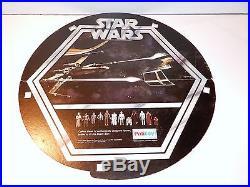 Star Wars Kenner Playset 1977 Cardboard Death Star Set Near Complete Palitoy Uk