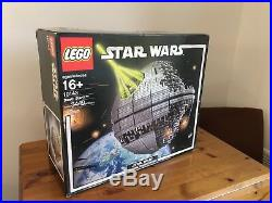 Star Wars Lego 10143 Death Star II 100% Complete & Boxed