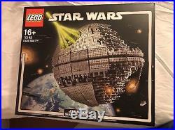 Star Wars Lego 10143 Death Star II. (The Original Trilogy Edition)