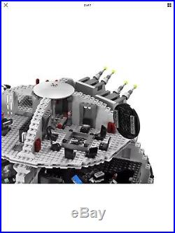 Star Wars Lego Death Star 10188 NO MINIFIGURES / NO BOX Never Built Brand New