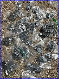 Star Wars Lego Death Star Docking Bay 327 Moc Millennium Falcon 10179 75192 Read