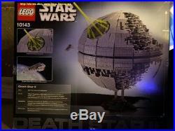 Star Wars Lego Death Star Two