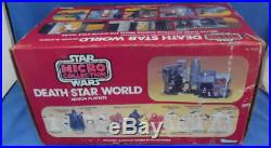 Star Wars Micro Collection Death Star World Complete in Box