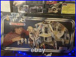 Star Wars Palitoy Death Star Vintage Complete