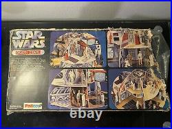 Star Wars Palitoy Death Star with Box Kenner