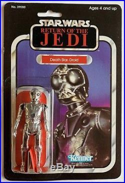 Star Wars Return Of The Jedi Death Star Droid