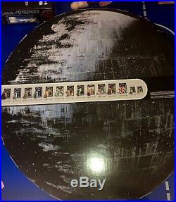 Star Wars Revenge of the Jedi SDCC 2011 Death Star Figure Set