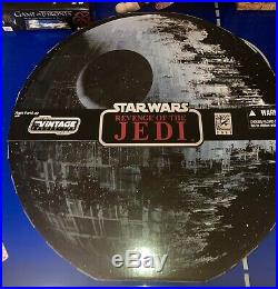 Star Wars Revenge of the Jedi SDCC 2011 Death Star Figure Set, NEW NEVER OPENED