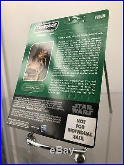 Star Wars Sdcc Death Star Exclusive Salacious Crumb VC66 Unpunched VTC
