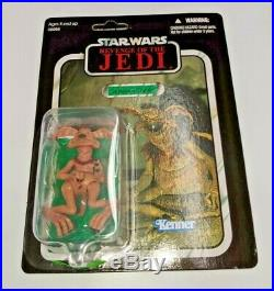 Star Wars Sdcc Death Star Exclusive Salacious Crumb VC66 Unpunched VTC NM
