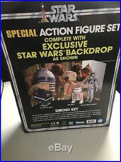 Star Wars Special Exclusive DEATH STAR R5D4 GONK Droid 12 Vintage GENTLE GIANT