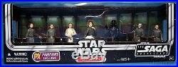 Star Wars Super Ultra Rare USA Exclusive Boxed Death Star Briefing Room Mint