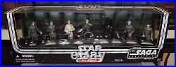 Star Wars The Saga Collection Death Star Briefing Darth Vader Moff Tarkin