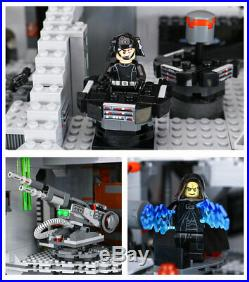 Star Wars UCS Death Star 05063 Legoed 4016 Teile Building Blocks