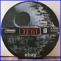 Star Wars VC 2011 SDCC Exclusive Revenge of the Jedi Death Star EMPTY