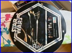 Star Wars Vintage Boxed Palitoy Death Star Complete rare 1978