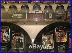 Star Wars Vintage Collection Revenge Of The Jedi Death Star Sdcc 2011 Graded Ukg