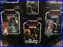 Star Wars Vintage Collection Sdcc 2011 Revenge Of The Jedi Death Star Set VC