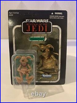 Star Wars Vintage Collection TVC VC66 Salacious Crumb RARE SDCC DEATH STAR