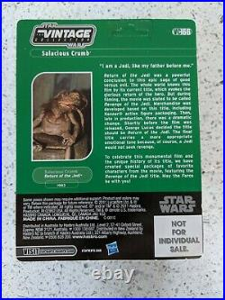 Star Wars Vintage Collection VC66 Salacious Crumb 2011 SDCC DEATH STAR