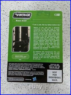 Star Wars Vintage Collection VC67 Mouse Droid 2011 SDCC DEATH STAR